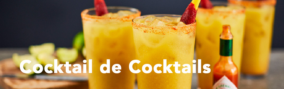 cocktail de coacktails banner