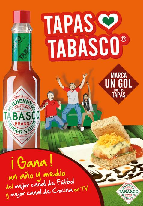 tapas love tabasco