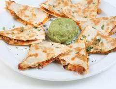 Smokey Chicken Quesadillas