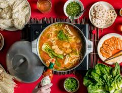 Hot & Sour Fish Hot Pot